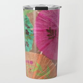 Parasols Tropical Punch Travel Mug