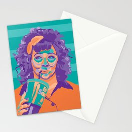 Melissa McCarthy Real Teal Stationery Cards