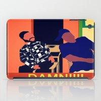 friday iPad Cases featuring Friday by Courtney Ladybug Johnson