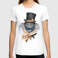 gangster T-shirts featuring Gangster by dogooder