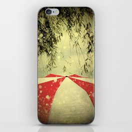 It Can't Rain All The Time iPhone Skin