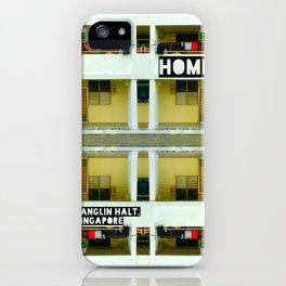 HDB  iPhone Case