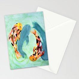 Koi Lovin' Stationery Cards