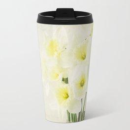 Dreamy Flowers Travel Mug