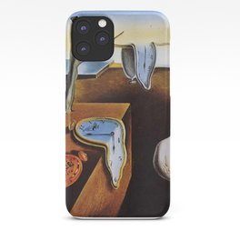 THE PERSISTENCE OF MEMORY - SALVADOR DALI iPhone Case