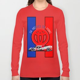 24 Hours of Le Mans - Toyota TS050 Long Sleeve T-shirt