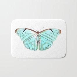Butterfly Flutter By Bath Mat