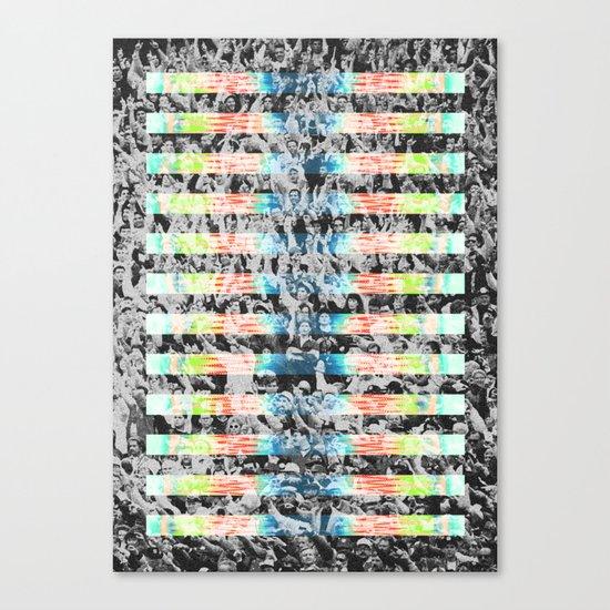 STATIGRAPH Canvas Print