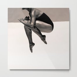 Sarah - Dancer Series 1 Metal Print