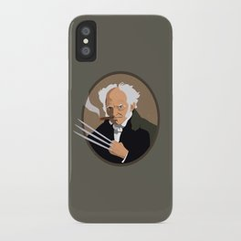 Hegel is a pussy iPhone Case