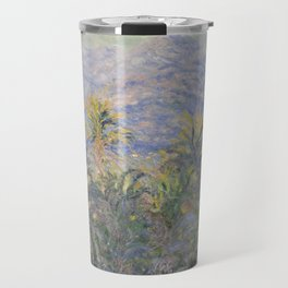 Palm Trees at Bordighera Travel Mug