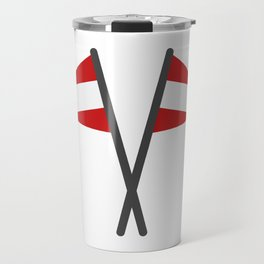 flag of austria Travel Mug