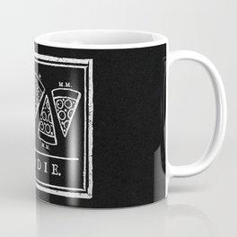Eat, or Die (black) Coffee Mug