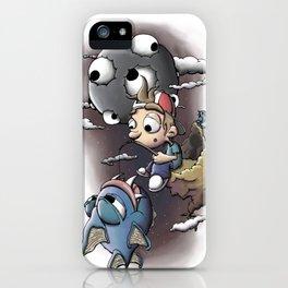 Jonah Jr. iPhone Case