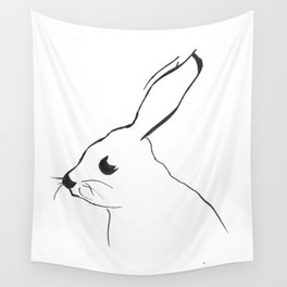 Mr Hare Wall Tapestry