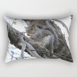 aw nuts Rectangular Pillow