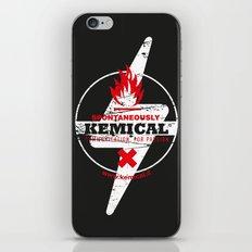 Spontaneously Kemical iPhone & iPod Skin