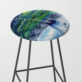 Narwhal Bar Stool
