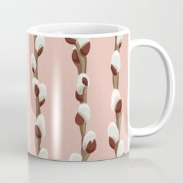 Pink pussy willow Coffee Mug