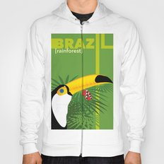 Brazil [rainforest] Hoody