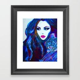 AURORA  #society6 #decor #buyart Framed Art Print