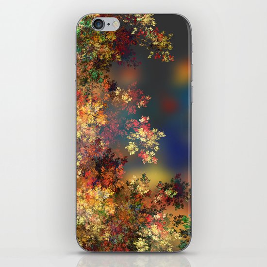 A Beautiful Summer Afternoon iPhone & iPod Skin