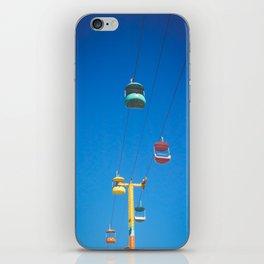 Santa Cruz Boardwalk iPhone Skin