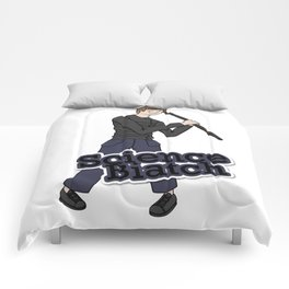 Leo Fitz - Science Biatch Comforters