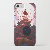 akira iPhone & iPod Cases featuring Akira by °thoOm