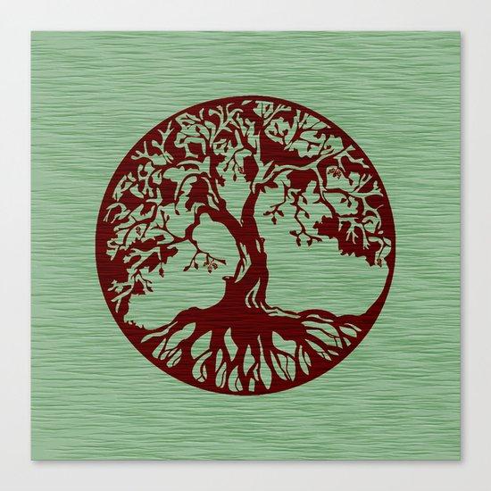 Tree of Life 3 Canvas Print
