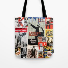 Citizen Kane Tote Bag