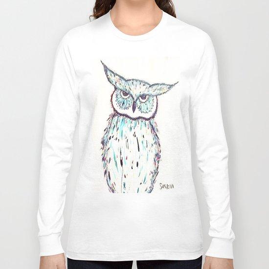 Havin' a Hoot Long Sleeve T-shirt