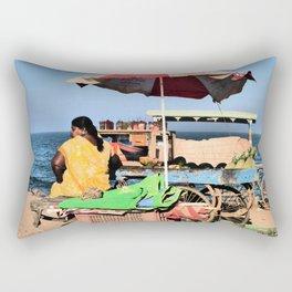 fRuIt StAnD Rectangular Pillow