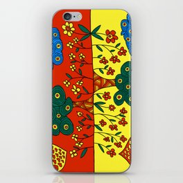 Double Nature iPhone Skin