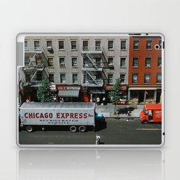 Chicago Express Laptop & iPad Skin
