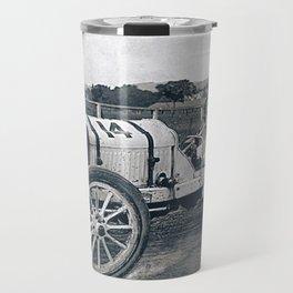 Race car Travel Mug