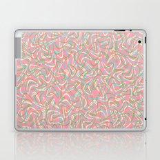 Boomerang Pink Laptop & iPad Skin
