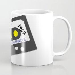CELEBRATE THE 50 - CASSETTE Coffee Mug