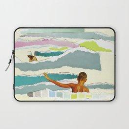 Sun and Surf Laptop Sleeve