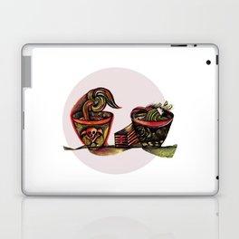 Two Bowls Laptop & iPad Skin