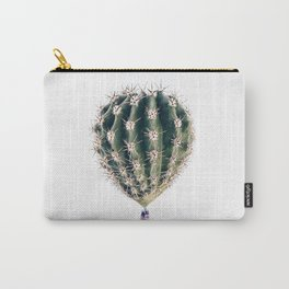 Flying Cactus Carry-All Pouch