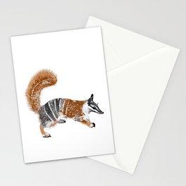 Numbat Myrmecobius fasciatus Stationery Cards