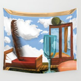 Items Wall Tapestry