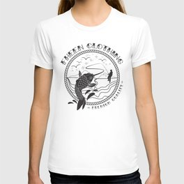 The Fheen Fishermen  T-shirt
