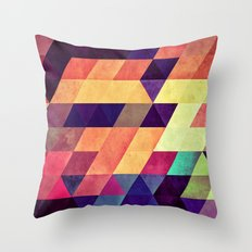 zzyymmyynng Throw Pillow