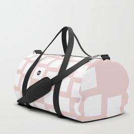 Minimalistic Pink Series VII #kirovair #minimal #minimalism #buyart #design Duffle Bag