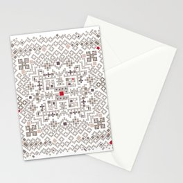 ornament Stationery Cards
