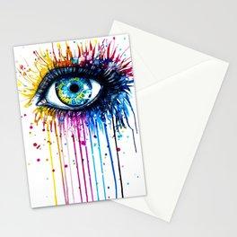 EYE--DRIPPING Stationery Cards