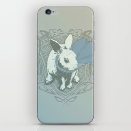 Fearless Creature: Rabz iPhone Skin