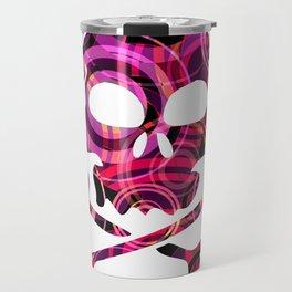 SKULL - P5 Travel Mug